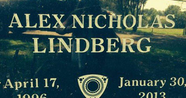 Alex Lindberg - Victim of The Choking Game