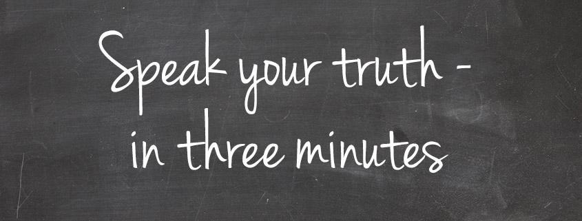 Huntsville United - Speak Your Truth
