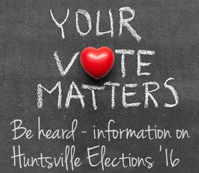Huntsville United Huntsville Election and Voter Information