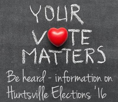 Huntsville United Huntsville Election and Voter Information