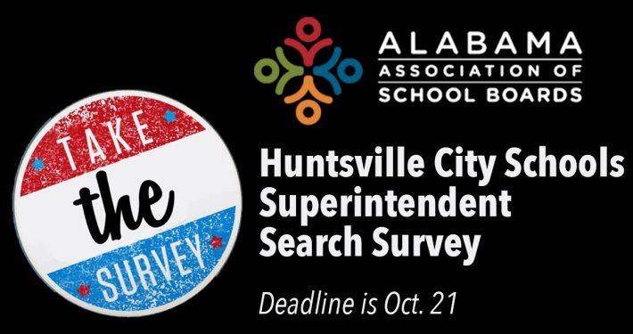 Huntsville City Schools Superintendent Search Survey