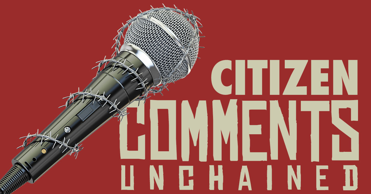 Huntsville City Schools Board Meeting Citizen Comments Policy